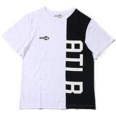 ATMOSLABALGAMETEE(アトモスラボゲームティ)BLACK【メンズTシャツ】17FW-I