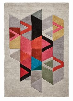 Inaluxe Atlas 39 Rug for Think Rugs UK.