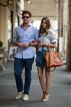 The Olivia Palermo Lookbook : Olivia Palermo and Johannes Huebl Engagement Celebration !!!!!