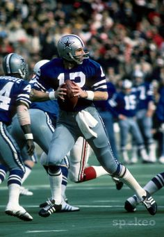 Dallas Cowboys - with Roger Staubach, of course