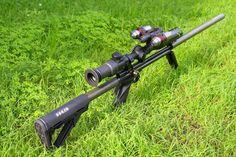 Crosman 1322 Rifle Project - 18