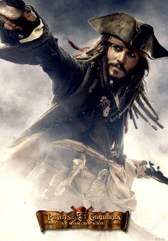 Пираты Карибского моря. Джек