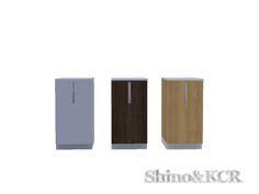 ShinoKCR's Kitchen Alobi - Sidetable right