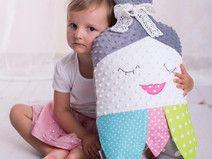 Poduszka dziecięca babuszka