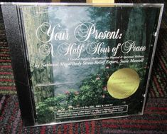SUSIE MANTELL: A HALF-HOUR OF PEACE AUDIO CD, GUIDED MEDITATION FOR WELLNESS,GUC