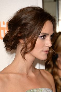 """Actress Keira Knightley arrives at the """"Can A Song Save Your Life?"""" premiere during the 2013 Toronto International Film Festival at Princess of Wales Theatre on September 7, 2013 in Toronto, Canada."""