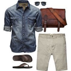 """""""Summer Wanderings"""" by elise-olivia on Polyvore ....can't wait for the summer"""