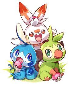 Bildresultat für Pokemon Sword and Shield - Pokèmon - Pokemon Pokemon Luna, Pokemon Memes, All Pokemon, Pokemon Fan Art, Pokemon Comics, Pokemon Fusion, Pokemon Cards, Pokemon Soulsilver, Pokemon Starters