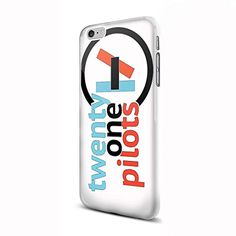 Twenty One Pilots Cover for Iphone and Samsung (iPhone 6 white)