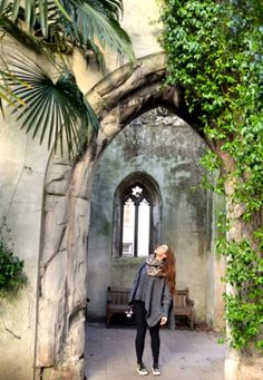 St. Dunstan • #mustsee a London's secret spot for chilling out after a long day of exploring