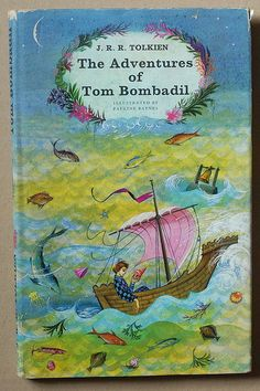 The Adventures of Tom Bombadil, cover art by Pauline Baynes