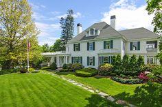【スライドショー】1915年築の米ニューハンプシャー州の邸宅、売りに出されるのは初めて - WSJ.com