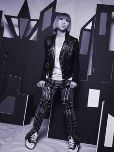 MINZY x 2NE1 | SHINSEGAE x CHROME HEARTS EXHIBIT (LAURIEL LYNN STARK PHOTOGRAPHY)