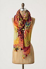 love, love, love this scarf