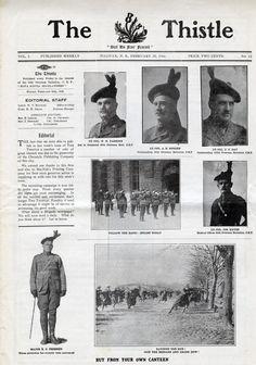 News for the Nova Scotia Highlanders | Wartime Canada