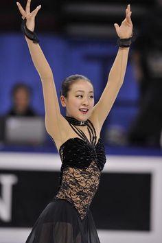 【画像】浅田真央/ISU四大陸フィギュアスケート選手権2009
