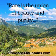 Take the time to discover the wonder of Bulgaria's Rhodope Mountains. #bulgaria #rhodopes #rhodopemountains #mountains #ecotourism #nature #hiking #mountainvacation #europe