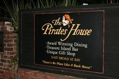 Pirates House restaurant in downtown Savannah, Georgia. - Photo by Amy Laurel Hegy @twotramps