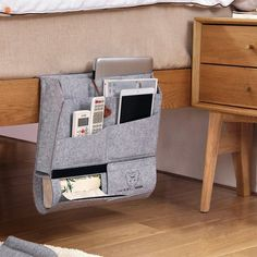 Ideas For Bedroom Desk Organization Diy Bedside Tables Fancy Bedroom, Bedroom Vintage, Home Decor Bedroom, Bedroom Furniture, Diy Bedroom, Bedroom Ideas, Trendy Bedroom, Design Bedroom, Bedroom Storage For Small Rooms