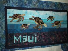 I have been wanting to do a turtle quilt. Turtle Quilt, Moose Art, Quilts, Turtles, Gallery, Frame, Animals, Decor, Tortoises
