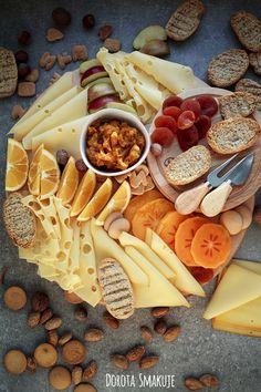 Deska serów na imprezę