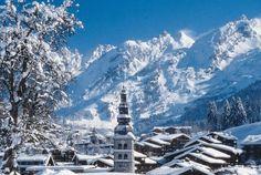 """Rhône-Alpes, découvrez La Clusaz, une """"station classée de tourisme"""" ! Belle récompense ! Bontourism®, Tout l'Art du Voyage"""