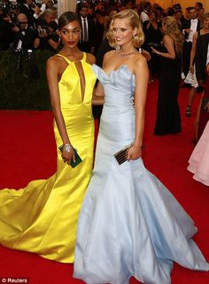 Some of my fav Met Gala Dresses 2014