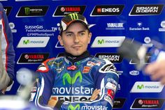 MotoGP: Lorenzo on top on Friday in Australia despite crash in incident packed session