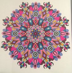 From Balance by Angie Grace #coloring #coloringforgrownups #angiegrace