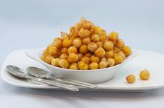 Fried or Roasted chickpeas