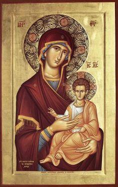 Богородица Путеводитељка