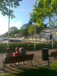 Summer in Naantali* Outdoor Furniture Sets, Outdoor Decor, Finland, Dolores Park, Country, Travel, Viajes, Rural Area, Country Music