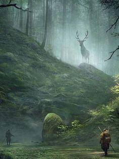 The Wanderwood