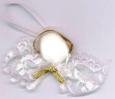 Easy to make Angel Christmas Tree Ornament