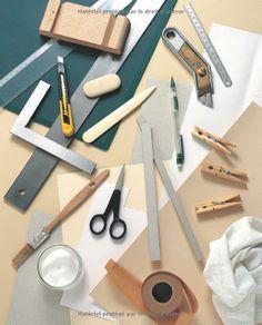 Cartonnage tools