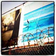 Spotted a swt Vans ad in Williamsburg. Great timing for my Vans post! NYCUrchin.com #nycurchin #vans #streetsurfing (Taken with instagram)