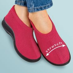 Confortina Women's Slip-Ons (FootSmart.com)