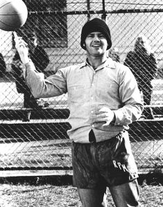 Jack Nicholson on the set of One Flew Over The Cuckoo's Nest (1975)