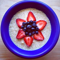 Quinoa Porridge #breakfast #vegan