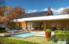 Проект дома 40-56 - Проекты домов и коттеджей, загородное строительство, строительство дома под ключ, построить дом