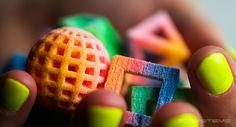 Dégustez des sucres colorés aussi originaux que délicieux grâce à l'impression 3D