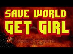 "I Fight Dragons - ""Save World Get Girl"" Official Music Video - Version I Fight Dragons, Songs 2013, Video Channel, Geeks, New Music, 2d, Music Videos, Nintendo, Singing"