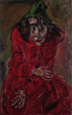 Chaim Soutine  Mad Woman