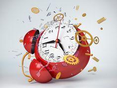 Se altera tu reloj biológico