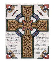 Tobin-Celtic Cross Counted Cross Stitch