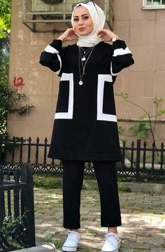 Abaya Style 610448924471367783 - Source by Hijab Fashion Summer, Modest Fashion Hijab, Modern Hijab Fashion, Pakistani Fashion Casual, Pakistani Dresses Casual, Hijab Fashion Inspiration, Fashion Clothes, Fashion Outfits, Iranian Women Fashion