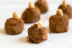 Butterfinger Truffles (GF & Vegetarian)