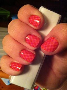 Summer Argyle Jamberry Nail Wraps. Ditch the complicated nail art & try Jamberrys-our vinyl wraps are easy to apply, won't chip or smudge & are long lasting! Up to 2 weeks on hands & up to 6 weeks on toes, our Jams stay super shiny till you take them off! See why women everywhere are ditching the polish & switching to Jamberry! To purchase, www.taraeman.jamberrynails.net