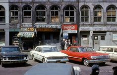 vintage everyday: Wonderful Color Photographs of Streets of the USA in the 1950s and 1960s