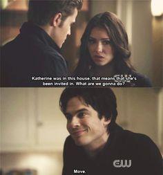 The Vampire Diaries Damon